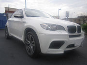2011 BMW X6 with low mileage