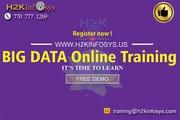 Hadoop Big Data Online Training in USA