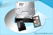Recover your lost data using Data Recovery Software