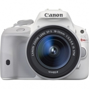 Canon - EOS Rebel SL1 DSLR Camera with EF-S 18-55mm f/3.5-5.6 IS Zoom
