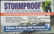 Stormproof powerwashing services